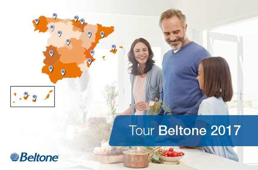 Tour Beltone 2017