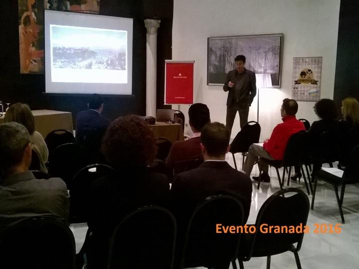 Evento Granada 2016