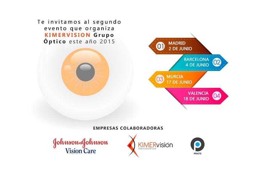 Invitación evento Kimervisión 2015