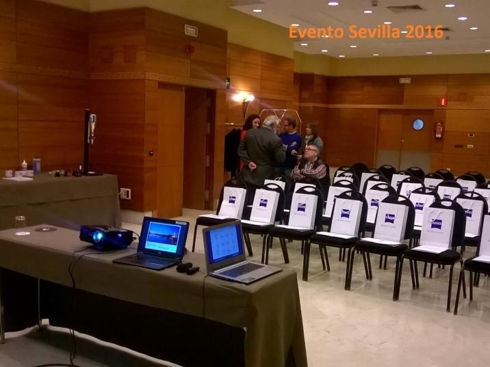 Evento Sevilla 2016