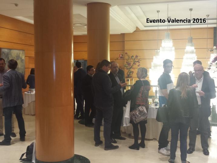 Evento Valencia 2016