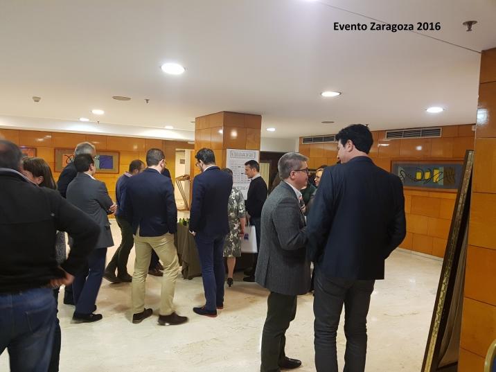 Evento Zaragoza 2016