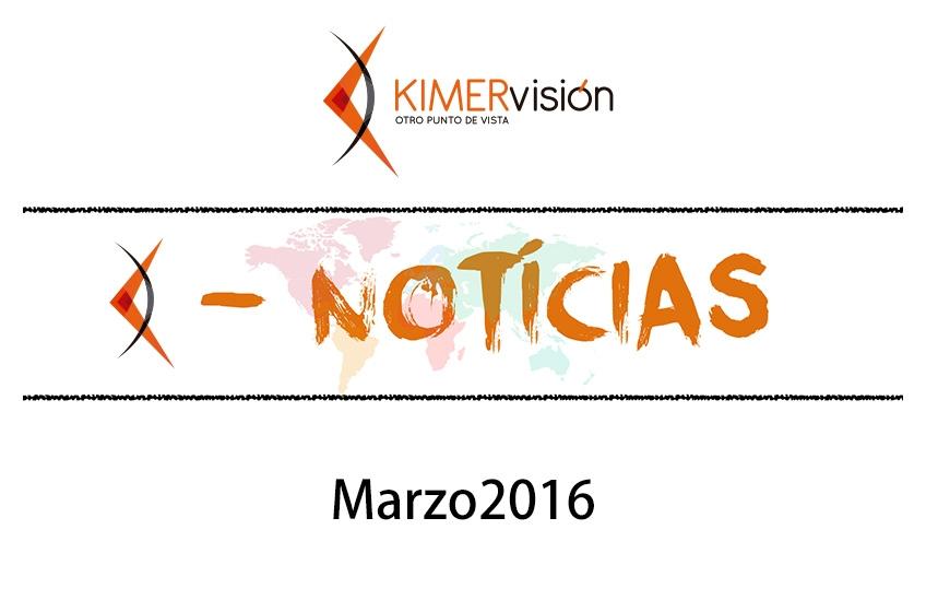 Kimernews Marzo 2016
