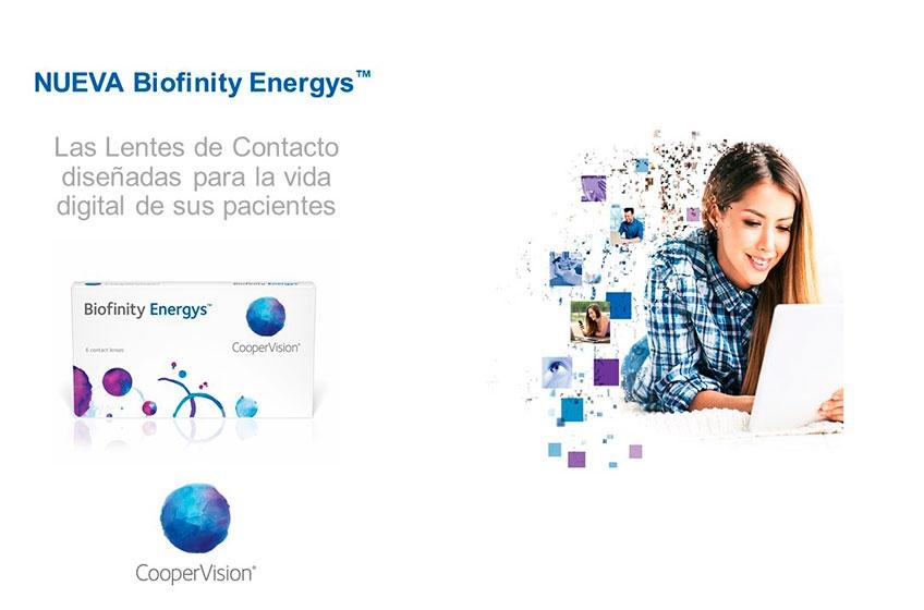 Lanzamiento Biofinity Energys