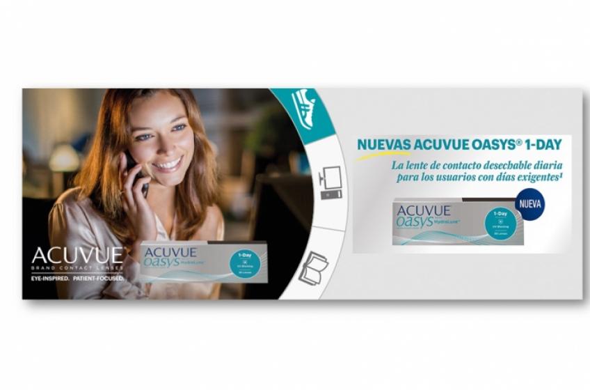 Nuevas Acuvue Oasys® 1-Day
