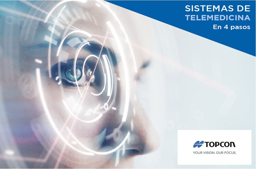 Topcon completa su gama de sistemas de Telemedicina