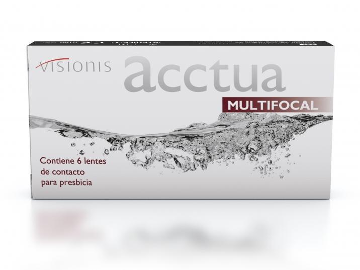 Acctua multifocal