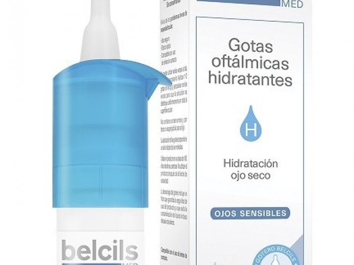 Gotas Oftalmicas Hidratantes 10ml