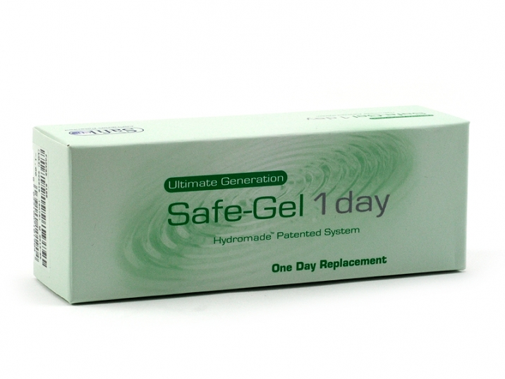 Safe Gel 1 Day