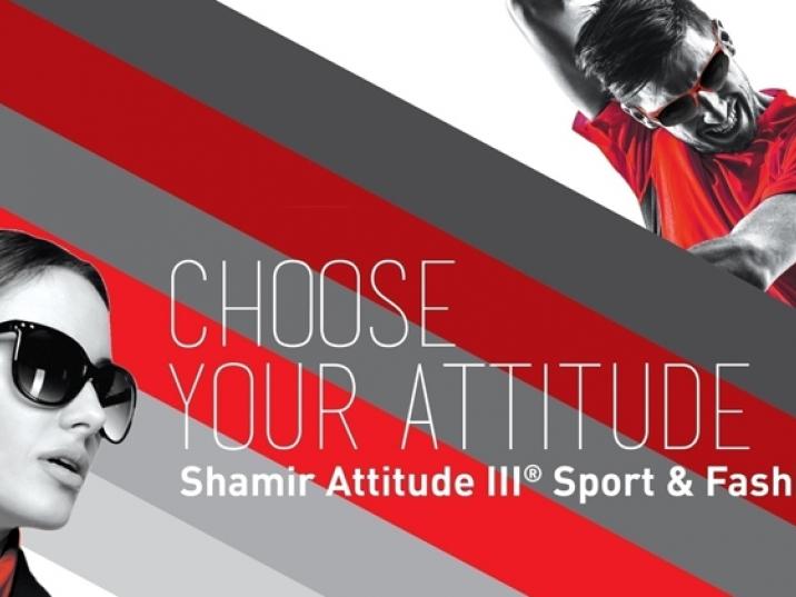 Shamir Attitude