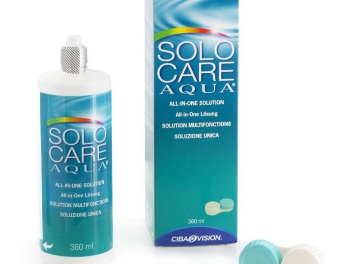 Solo Care Aqua Solución